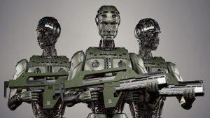 شورش رباتهای انساننما علیه انسانها